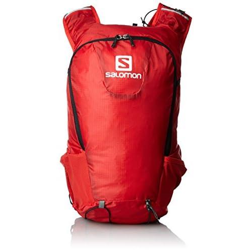 [サロモン] ランニングバッグ SKIN PRO 15 SET L37996100 BRIGHT RED/BLACK