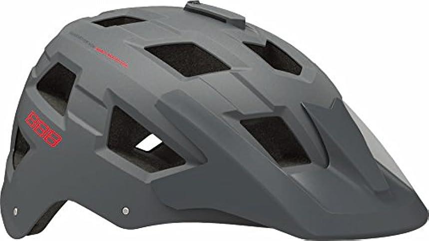 バイナリ安息キモいBBB 自転車 ヘルメット エンデューロレース 後頭部保護 通気性アップ ナンガ BHE-54
