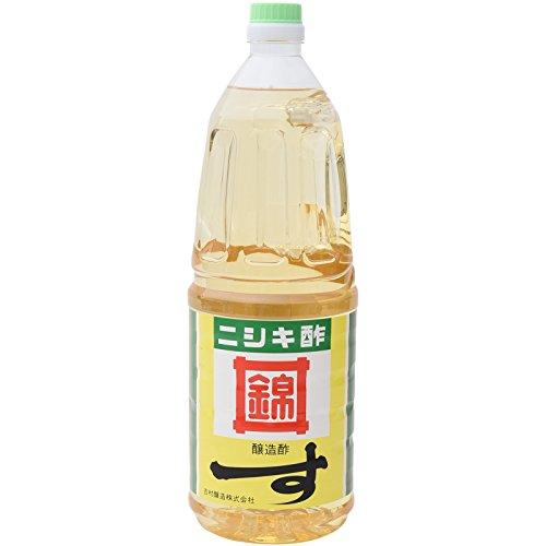 吉村醸造サクラカネヨ ニシキ酢 1.8L