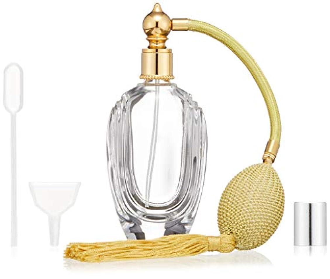 従者曇った保存するヒロセアトマイザー フランス製香水瓶50ML Upper East Side 399853CG (50MLタクジョウ) CLGD