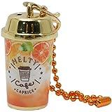 MELTY CAFE[キーリング]おみくじキーホルダー/オレンジ クラックス 開運 おもしろZAKKA グッズ 通販