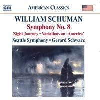 William Schuman Symphonie n°8
