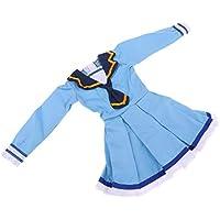 perfk 1/3スケール スカート ワンピース ドレス BJDドール人形のため 高品質