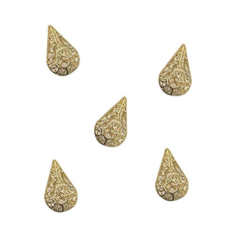 松明一生落ち着かないBonnail×RieNofuji Diamant Drop Gold