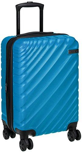 [エースデザインドバイエース] スーツケース オーバル エキスパンド機能付 機内持ち込み可 43L 48cm 3.1kg 06421 15 ブルー