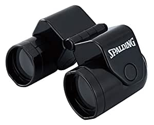 レイメイ藤井 双眼鏡 オペラグラス SPALDING 3倍×25mm ブラック RXB1505B