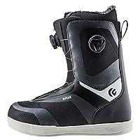 Flux GTX-Boa Men's 2017/18 Model Snowboard Boots Black Size 10.5 [並行輸入品]