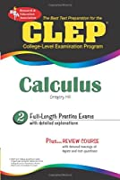 The Best Test Preparation for the CLEP Calculus (Best Test Preparation for the Clep Calculus (BOOK ONLY))
