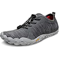 Tesla Men's Barefoot Training Running Trail Shoes