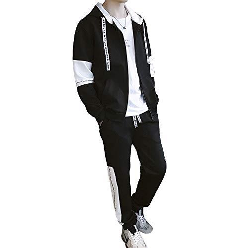 秋服 メンズ スウェット パーカー 長袖 上下セット メンズ スエット ジャージ スポーツウェア セットアップ 大きいサイズ