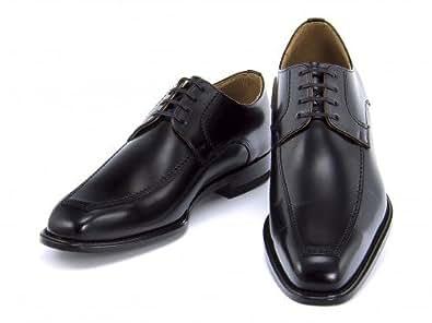 [リーガル] REGAL メンズ ビジネスシューズ 靴 Uチップ スクエアトゥ オフィス フォーマル ドレス 冠婚葬祭 就活 124R AL ブラック 24.0cm