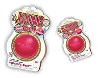 KONG Ball Dog Toy, Small, Red by KONG [並行輸入品]