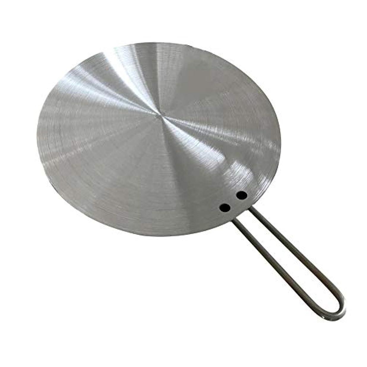 盲信デジタル服を着るインチ 熱ディフューザー ステンレススチール 誘導ディフューザープレート 電気ガスストーブ ガラス誘導調理台 熱ディフューザー