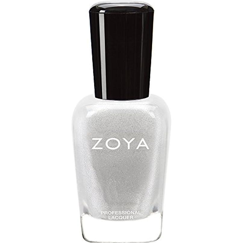 メディア助言不定ZOYA ゾーヤ ネイルカラー ZP689 Seraphina セラフィーヌ 15ml  シルバーメタリック シアー 爪にやさしいネイルラッカーマニキュア