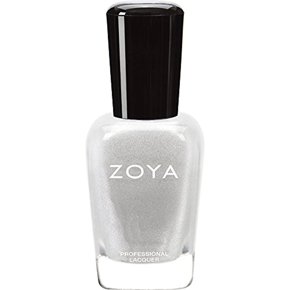 大いに交流する凶暴なZOYA ゾーヤ ネイルカラー ZP689 Seraphina セラフィーヌ 15ml  シルバーメタリック シアー 爪にやさしいネイルラッカーマニキュア