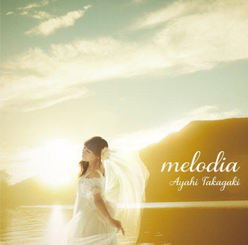 高垣彩陽 (Ayahi Takagaki) – melodia [Mora FLAC 24bit/96kHz]