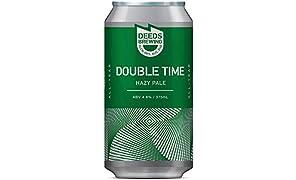 Deeds Brewing Double Time Hazy Pale (24 x 375ml Carton)
