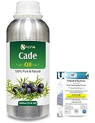 Cade (Juniperus oxycedrus) 100% Natural Pure Essential Oil 1000ml/33.8fl.oz.