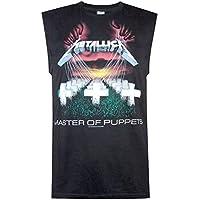 Official Amplified Metallica Master of Puppets Men's Sleeveless T-Shirt