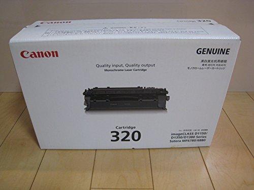 Canon (キャノン) トナーカートリッジ 320 (純正品) / MF6780dn
