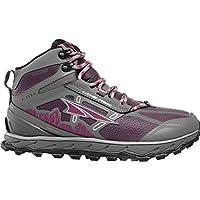 [アルトラ] レディース スニーカー Lone Peak 4.0 Mid RSM Trail Running Shoe [並行輸入品]