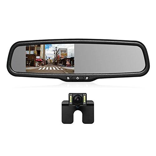 AUTO-VOXバックモニターカメラセットT2