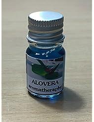 5ミリリットルアロマアロエフランクインセンスエッセンシャルオイルボトルアロマテラピーオイル自然自然5ml Aroma Alovera Frankincense Essential Oil Bottles Aromatherapy...
