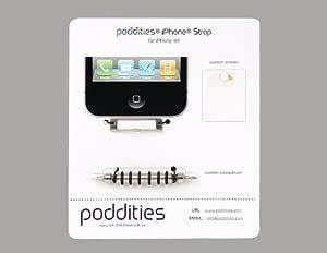 [iPhone 3GS/3G専用]ネジでiPhone 3G[S]にストラップを装着!携帯ストラップアイテムNETSUKE 001-014 poddities【iPhone iPhone3G iPhone3GS】