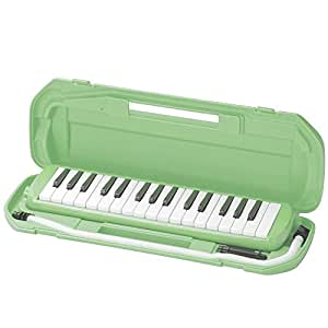 キクタニ 鍵盤ハーモニカ 32鍵 グリーン MM-32 GREEN