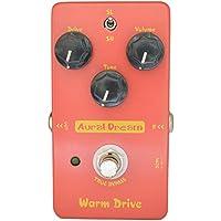 Aural Dream Warm Drive低利得ブルースに過ギター効果器で本当にバイパスモード