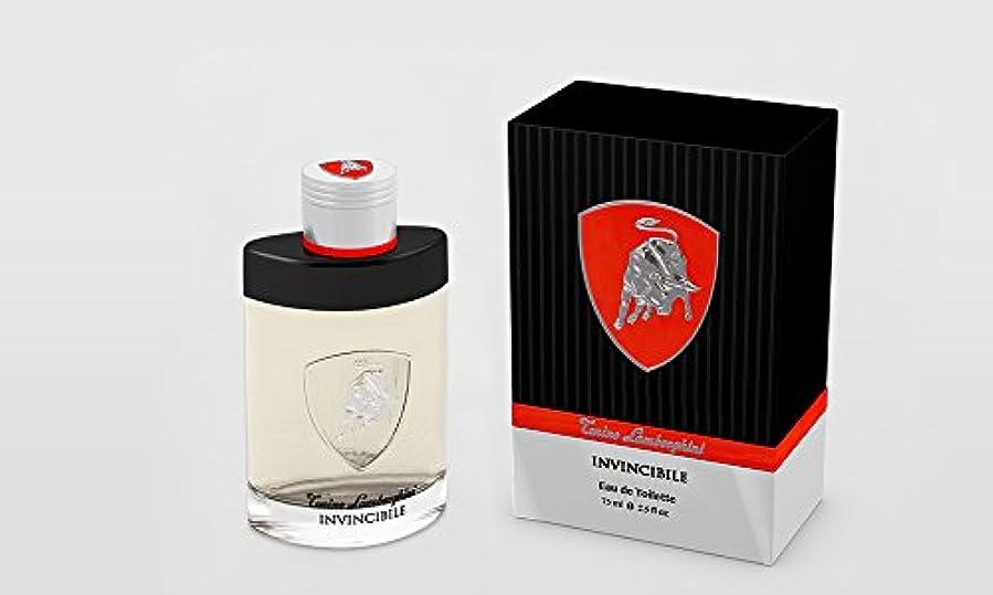 費用ヶ月目アーティファクトランボルギーニ Invincibile Eau De Toilette Spray 75ml/2.5oz並行輸入品