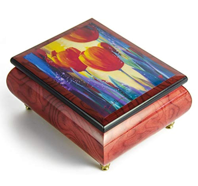 鮮やかな赤ワインのErcolano ミュージカルジュエリーボックス タイトルネバーランドby Simon Bull – 400曲以上の選択肢 44. Beautiful Dreamer MSBG321RD