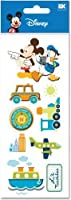 A Touch Of Disney Dimensional Stickers - Li'l Traveler 2 by JOLEES