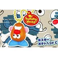 ミスター&ミセス・ポテトヘッド 七変化マスコット [3.ミスター・ポテトヘッドC](単品)