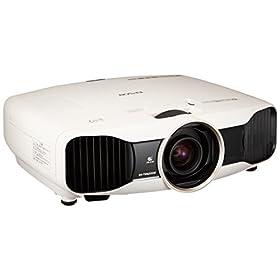 EPSON dreamio ホームプロジェクター 2,400lm 3D対応 Full HD(1080p) ワイヤレス対応 EH-TW8200W
