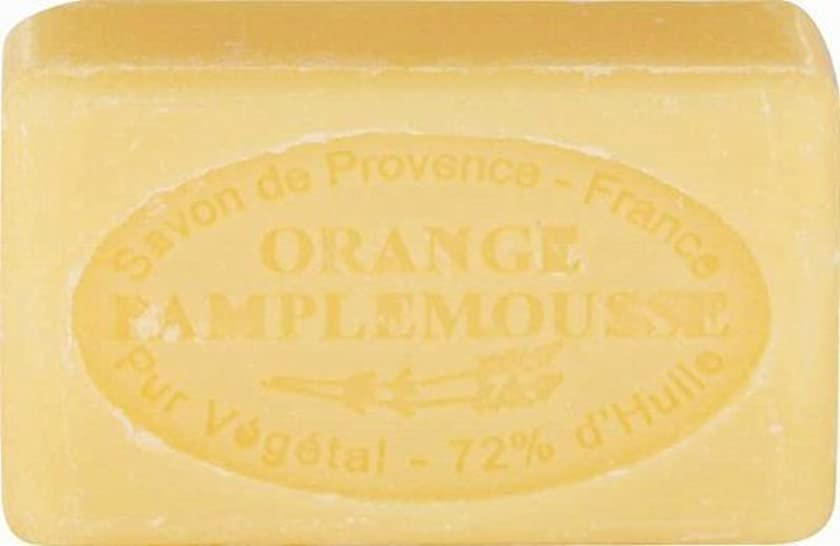 巨大なアフリカ不足ル?シャトラール ソープ 60g オレンジグレープフルーツ SAVON60