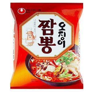 韓国 ラーメン 農心(ノンシム) イカチャンポン
