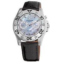 451256bdc4 腕時計 アクリボスXXIV Akribos XXIV Ultimate Ladies Watch AK483BK【並行輸入品】