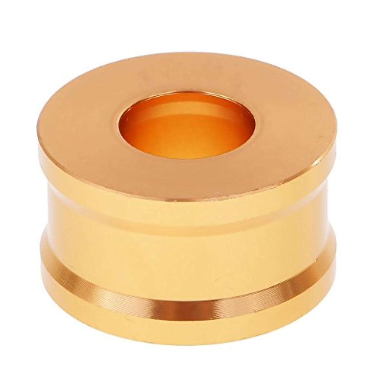 ほこりっぽい実際レザー12.1ミリメートルチューブのためのDIYの口紅の型リングのリップクリームDIY金型メイクアップツール