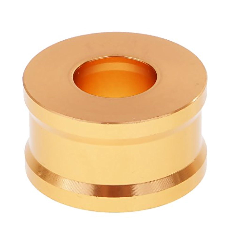 マーティフィールディング長くする混乱Injoyo パーソナリティメイクアップツール口紅化粧品DIY金型/金型製作ツール12.1mmチューブ用シリコン口紅金型充填リング
