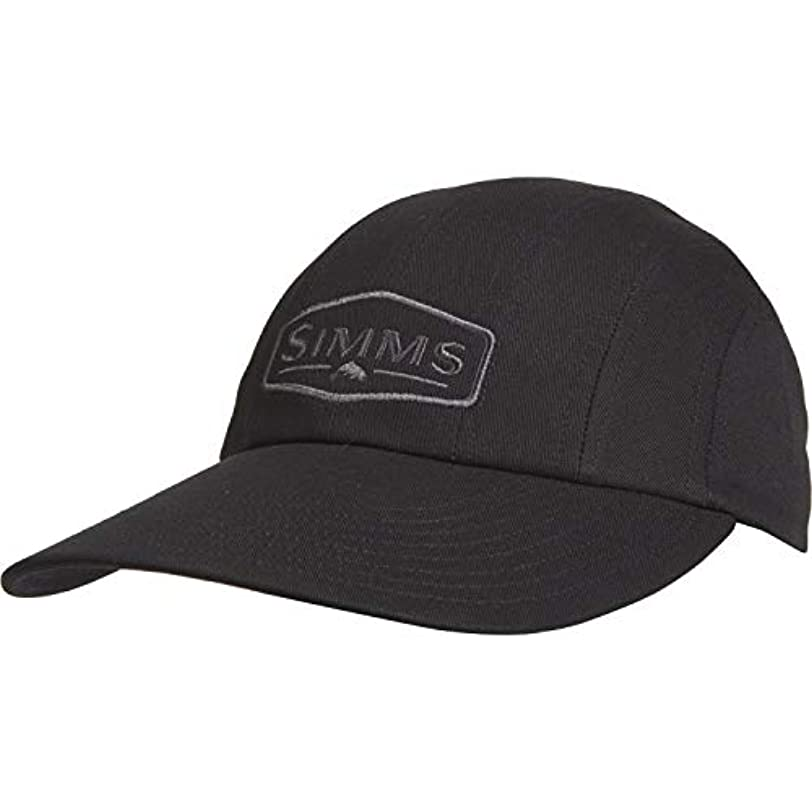 SIMMS シムス Double Haul CAP ダブル ホール キャップ OS Black [並行輸入品]