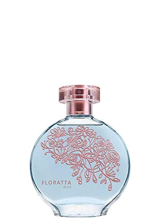 突っ込むトランスペアレント繊細オ?ボチカリオ 香水 オードトワレ フロラッタ ブルー FLORATTA BLUE 女性用 75ML