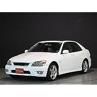 (中古車) 頭金10,000円/支払い総額720,000円 H13年式 アルテッツァ/RS200 Zエディション 純正17インチアルミ キーレス 走行距離:111800Km カラー:ホワイト系