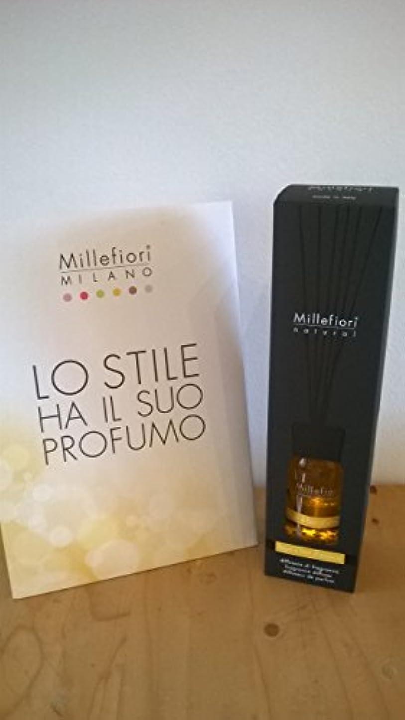 独特のリズム種をまくミッレフィオーリ ナチュラル フレグランス ディフューザー - Legni E Fiori D'Arancio 250ml/8.45oz並行輸入品