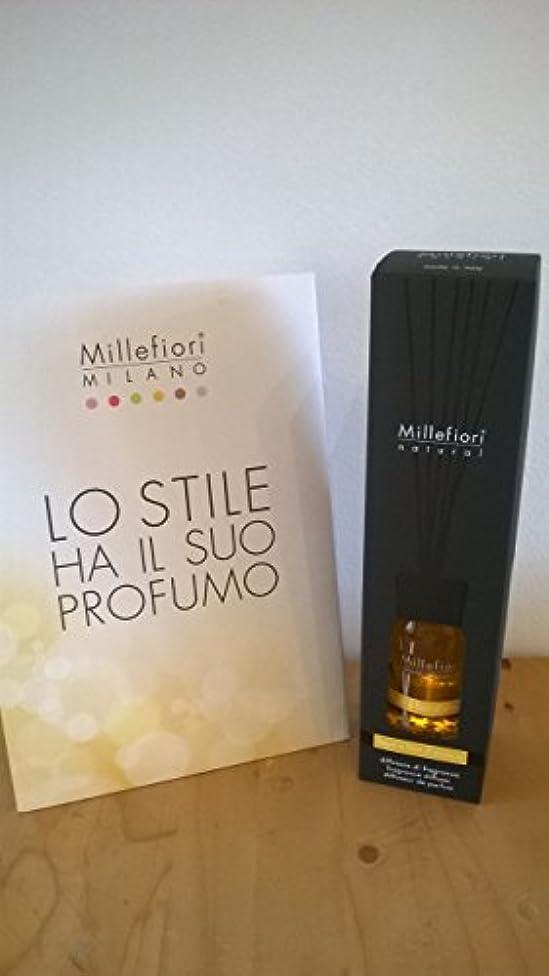 ミッレフィオーリ ナチュラル フレグランス ディフューザー - Legni E Fiori D'Arancio 250ml/8.45oz並行輸入品