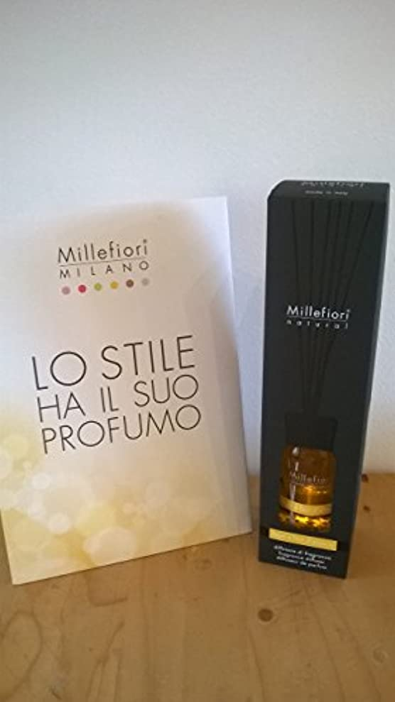 誤って征服前任者ミッレフィオーリ ナチュラル フレグランス ディフューザー - Legni E Fiori D'Arancio 250ml/8.45oz並行輸入品