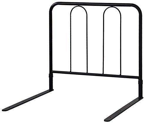 ヤマソロ ベッドガード ブラック 幅50×奥行46×高さ45cm 81-003