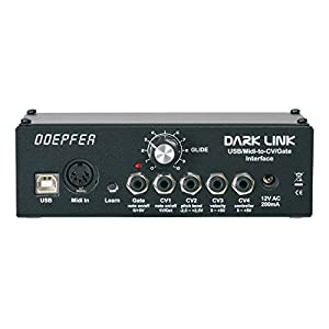 Doepfer MIDI/USB to CVコンバーター Dark Link