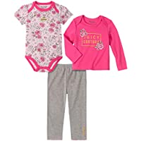 Juicy Couture Baby Girls 3 Pieces Pants Set