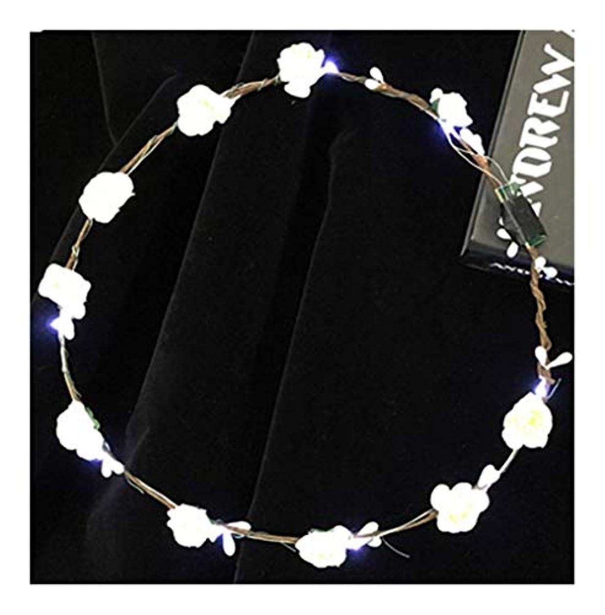 枕シャープ形式輝く花輪ヘッドバンドヘッドバンドフラッシュ籐大人の頭飾り子供の日のショーは、小さな贈り物を小道具 (スタイル : 2#)